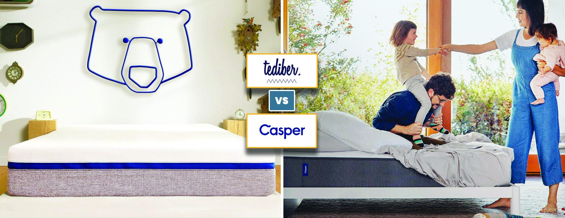 Tediber vs Casper