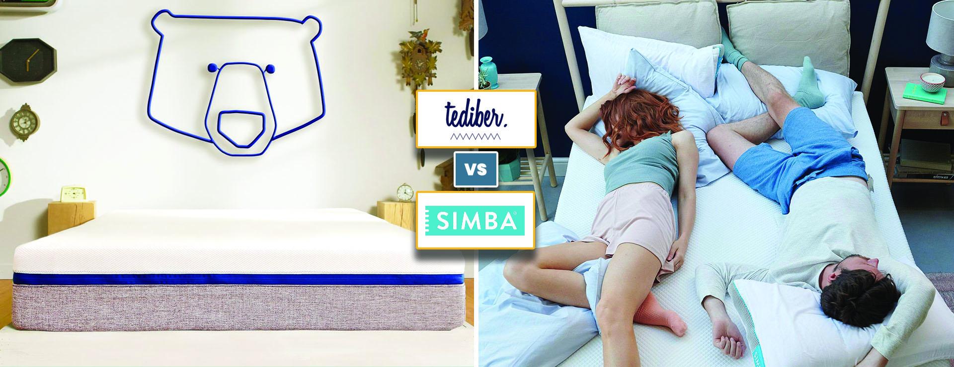 Comparatif Tediber vs Simba