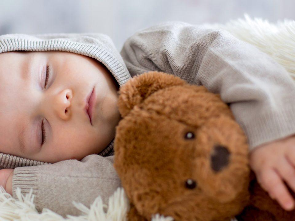 le-sommeil-du-bébé