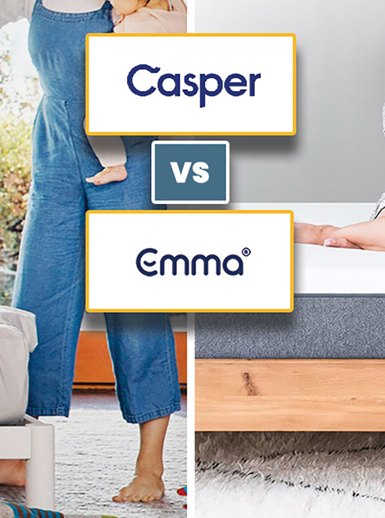 casper-vs-emma-comparatif
